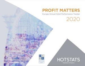 European Hotel Data 2020-2