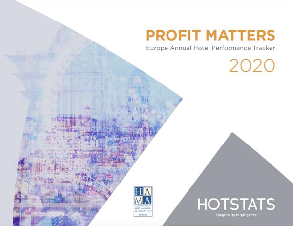 European Hotel Data 2020